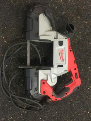 Milwaukee Deep Cut Corded Band Saw for Sale in Vancouver, WA