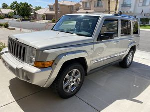 2006 Jeep Commander Limited for Sale in Las Vegas, NV