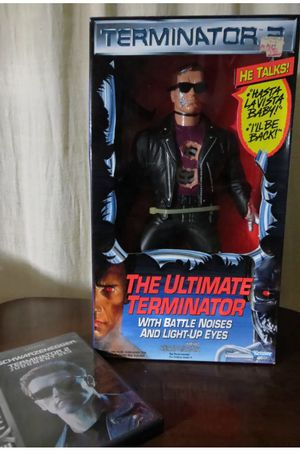 T2 ULTIMATE TERMINATOR with Bonus DVD for Sale in Brooklyn, NY