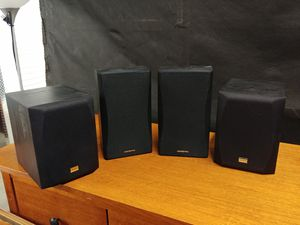 Onkyo Speakers (Set of 4) for Sale in Thornton, CO