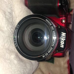 Red Nikon coolpix B500 for Sale in Tampa, FL
