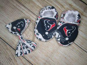 houston texans baby gift set for Sale in Houston, TX
