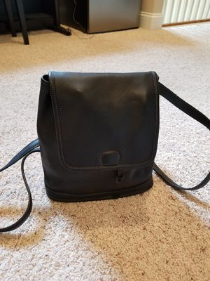 Authentic Black Coach Backpack for Sale in Tampa, FL