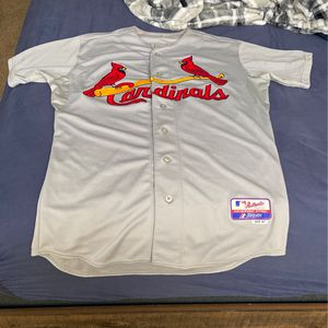Majestic Cardinals Baseball Jersey for Sale in Forney, TX
