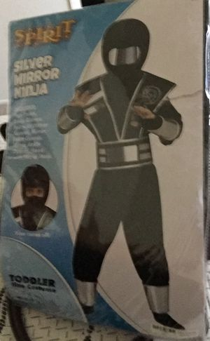 Toddler Ninja Costume for Sale in Orange, CA