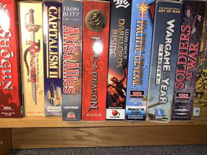 Boxed pc games (classic) for Sale in Brentwood, NC
