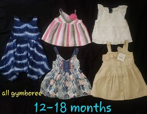 9mo- 3T baby girl clothes for Sale in Honolulu, HI