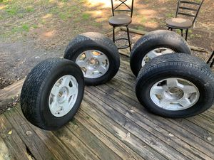 OHTSU ST 50000 All SEASON TIRES for Sale in Douglasville, GA