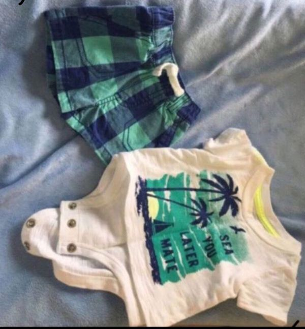 Baby boy set 👶🏼