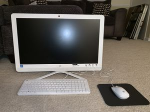 HP computer, all in one for Sale in Fort Belvoir, VA
