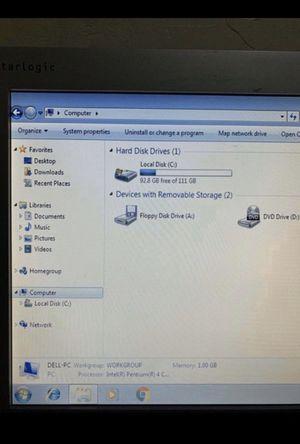 Dell desktop computer ( black). for Sale in Tacoma, WA