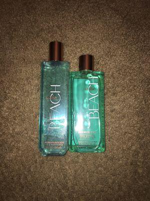 Bath & Body Work Shower Gel and Fine Fragrance Mist for Sale in College Park, GA