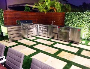 Outdoor Kitchen Stainless BBQ Grill for Sale in Manhattan Beach, CA