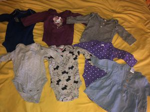Size 0-3mths baby girl winter clothes for Sale in Lewisville, TX
