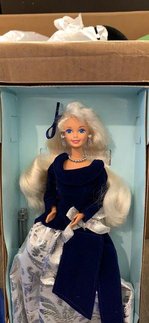 1995 Winter Velvet Barbie for Sale in Aspen Hill, MD