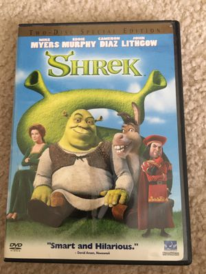 SHREK two disc Special Edition for Sale in Poinciana, FL