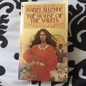 The House of the Spirits Isabel Allende book for Sale in Newman, CA