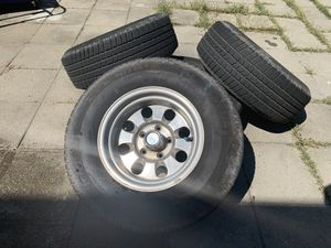 KMC Rims & Tires for Sale in Fairfield, CA