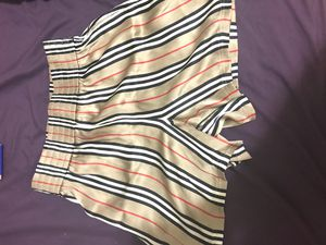 Burberry shorts for Sale in Brooklyn, NY