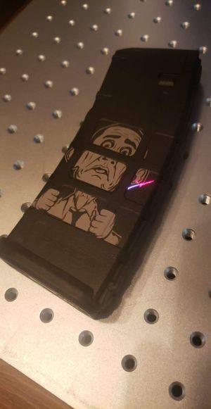 Pmag Laser engraving for Sale in Abilene, TX