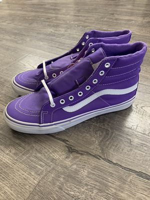VANS SK8 Hi Purple Mens Size 8.5 Brand New for Sale in Puyallup, WA