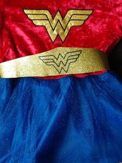 Kids Costume Super Women Size Small for Sale in Princeton,  NJ