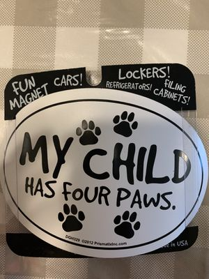Fun Magnets pet lovers for Sale in Midland, TX