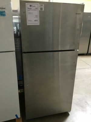 Brand New! Whirlpool Stainless Steel 18 CuFt Top Freezer Refrigerator! for Sale in Gilbert, AZ