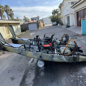 Hobie PA14 Kayak for Sale in San Diego, CA