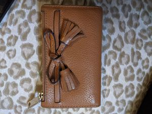 Kate Spade small wallet small tear inside for Sale in Houston, TX