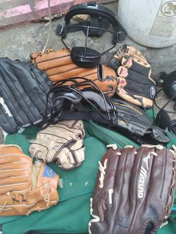 Baseball Gloves for Sale in Vernon,  CA