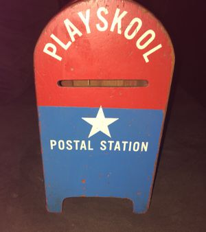 Vintage playskool postal station for Sale in Etna, OH