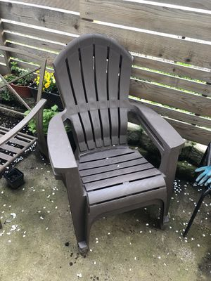 Patio Chairs Outdoor Furniture for Sale in Portland, OR