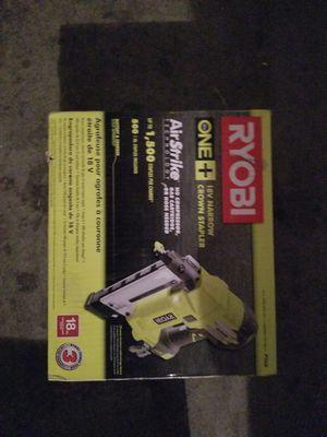 Webuy Ryobi nail gun for Sale in North Las Vegas, NV