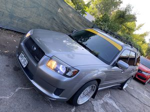 08 Subaru Forester sport package rare line clean tile automatic no turbo for Sale in San Bernardino, CA