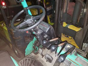 2009 Mitsubishi Forklift 6000LP for Sale in Bronx, NY