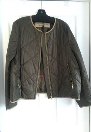 Authentic Burberry coat - New with tag for Sale in Rockville, MD