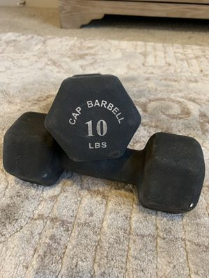 10lb weights for Sale in Dallas, TX