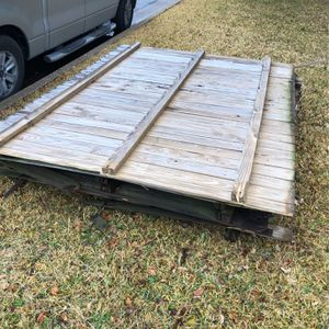 Free Fence Panels for Sale in Burleson, TX