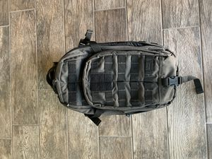 5.11 Shoulder Backpack for Sale in Westminster, CO