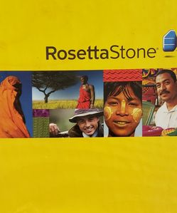 Rosetta Stone Homeschool Spanish (Latin America) Level 1-3 Set including Audio Companion for Sale in North Brunswick Township,  NJ