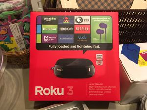 Roku 3 for Sale in Oak Park, IL
