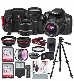 Canon EOS rebel t6 dslr camera bundle(negotiable price) for Sale in KNGSLY LK, FL