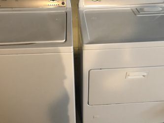 Whirlpool Washer Dryer Combo Works Good Condition for Sale in Chino,  CA