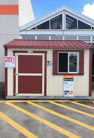 (576) Tuff Shed Storage Building 10x12 TR700 was $3,797 Now $3,038 for Sale in Humble, TX
