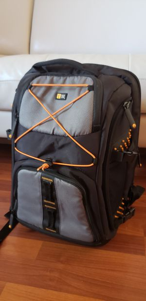 Laptop camera backpack used once for Sale in San Jose, CA