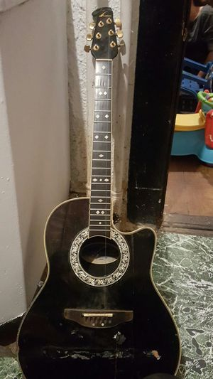 Ovation legend 1857 acoustic electric guitar for Sale in Queens, NY