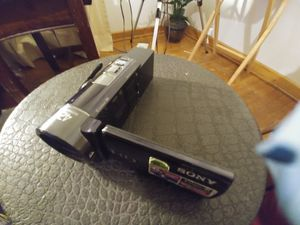 Sony handycam. HD for Sale in Martins Ferry, OH