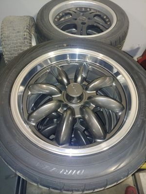 """Rota RB wheels 16"""" 4x114 toyota lug for Sale in Livermore, CA"""