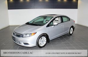 2012 Honda Civic for Sale in Renton, WA